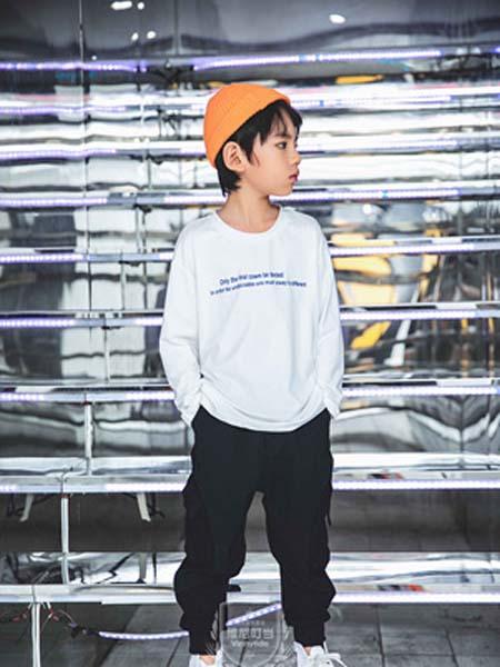 维尼叮当童装品牌2020春夏T恤长袖