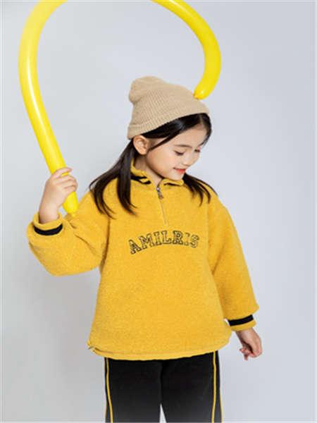 安米莉AMILRIS童装品牌2020春夏卫衣