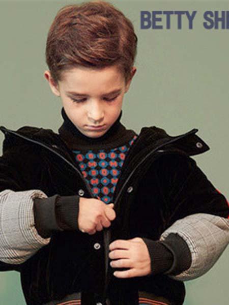 贝蒂小羊童装品牌2020春夏外套保暖