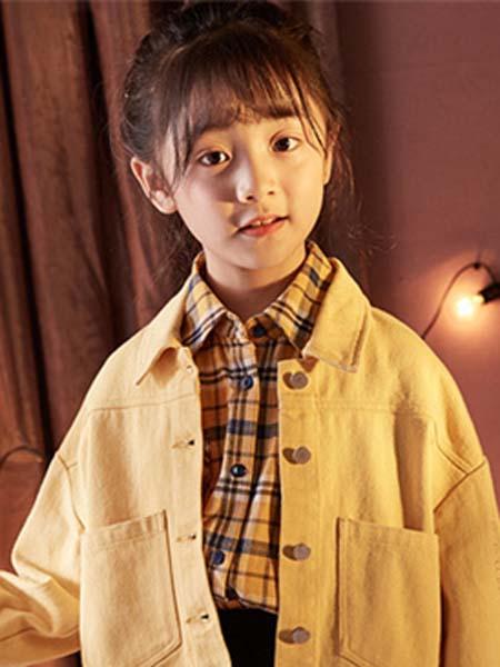 贝蒂小羊童装品牌2020春夏外套时尚