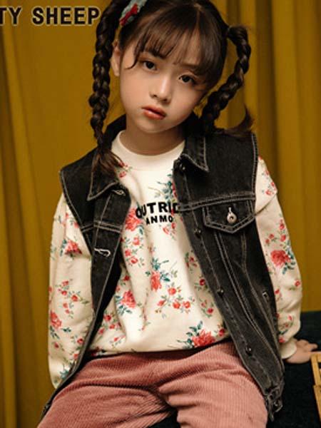 贝蒂小羊童装品牌2020春夏夹克