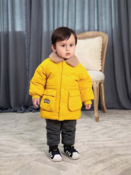 婴姿坊yingzifan童装品牌2020春夏保暖外套