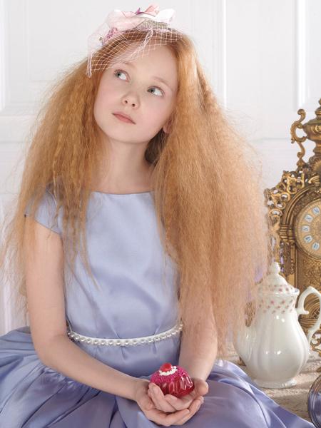 Monnalisa童装品牌2020春夏背心时尚女童裙子