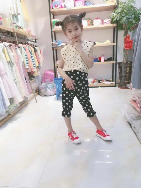 童装品牌品牌 咔咪小蜜蜂2020年诚招广西优质加盟商!