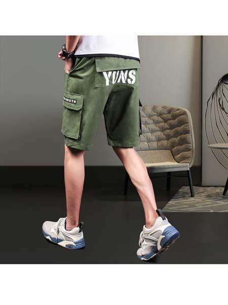 龙贝恩童装品牌2020春夏男童牛仔裤中大童装男孩休闲长裤儿童裤子潮