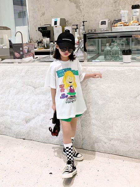 安墨Anmo童装品牌2020春夏新品