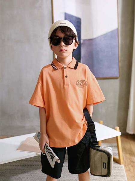 Outride越也童装品牌有什么优势?做什么风格的?