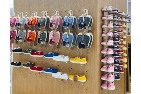 M1&M2童鞋店铺展示