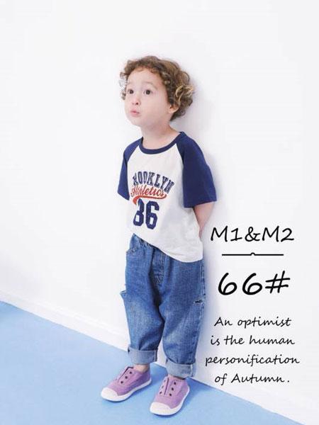 M1&M2童鞋品牌中童生活系列(西班牙�N售12年款)
