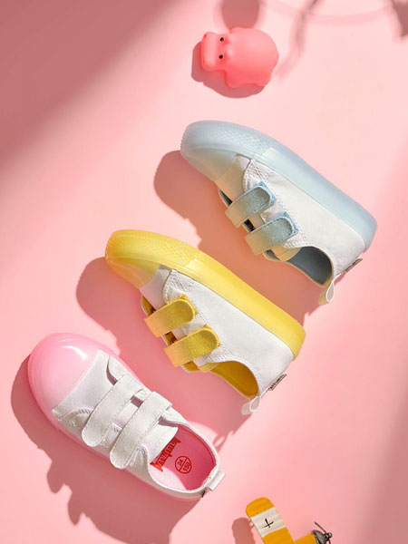 M1&M2童鞋品牌2020款甜蜜糖果鞋-中大童