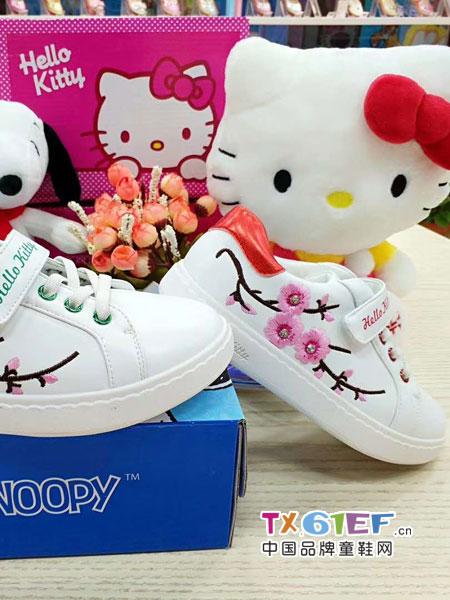 史努比/凯蒂猫/小叮当/迪士尼童鞋品牌