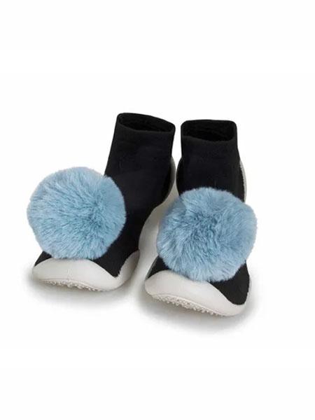collegien童鞋品牌2020春夏宝宝鞋袜软底儿童室内鞋地板鞋婴儿学步鞋0-1岁童鞋