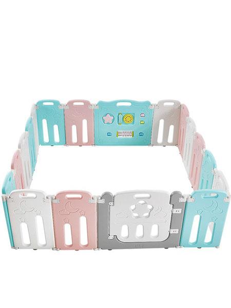 可优比婴童用品2020春夏室内客厅围栏
