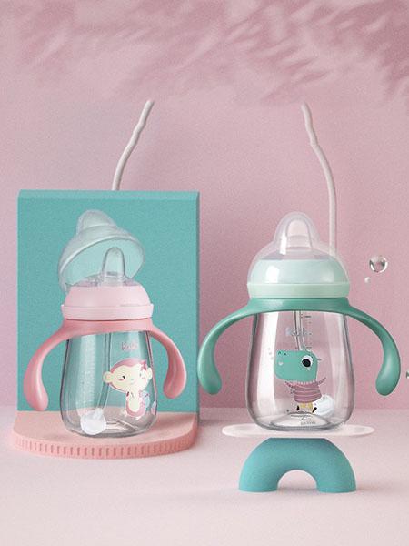 可优比婴童用品2020春夏宝宝奶瓶奶嘴