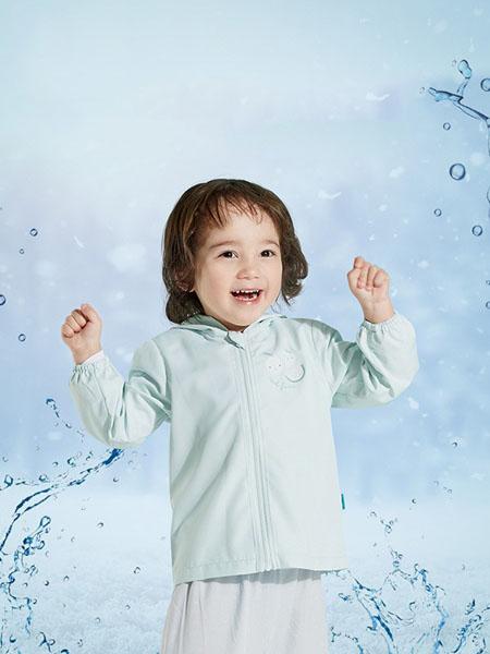 可优比婴童用品2020春夏宝宝防水服运动服