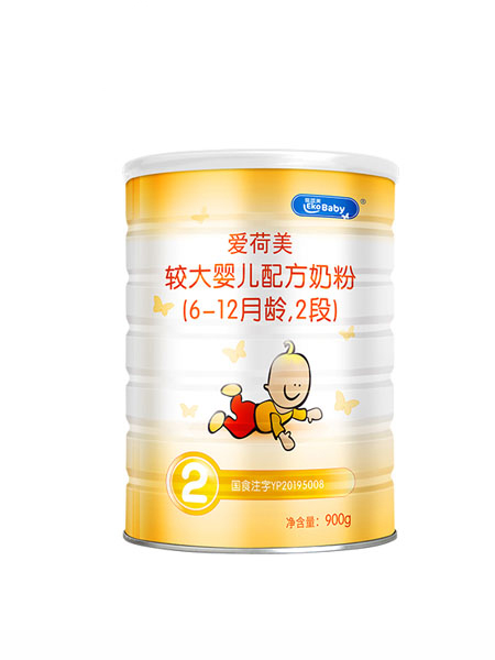 ekobaby婴儿食品荷兰进口婴儿配方奶粉1段