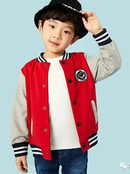 Vakalaka哇咔啦咔童装品牌2020春夏休闲棒球服外套