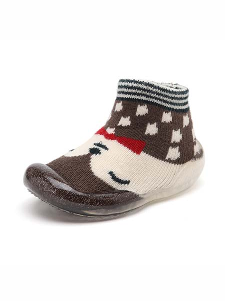 米派星童鞋品牌2020春夏婴儿鞋袜子鞋女童宝宝学步鞋防滑软底儿童地板鞋