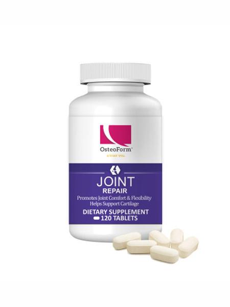 Osteoform婴儿食品氨糖硫酸软骨素片关节维骨力进口氨基葡萄糖