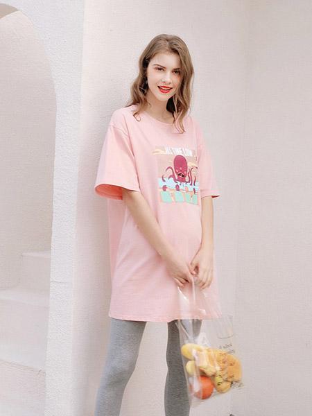 十月名裳孕妇品牌2020春夏防辐射服孕妇装品肚兜怀孕期内穿