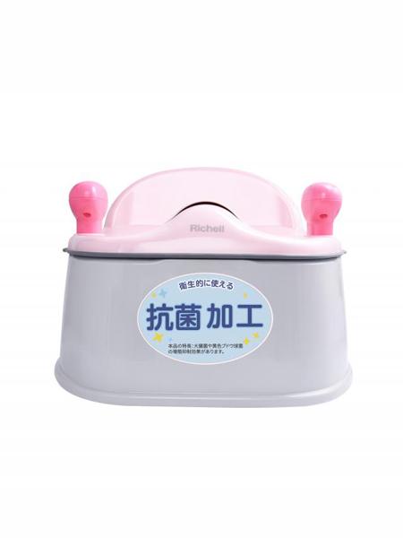 Richell婴童用品抗菌型多用婴童训练便器
