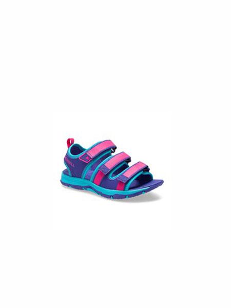 STRIDE RITE童鞋品牌2020春夏宝宝透气防滑凉鞋