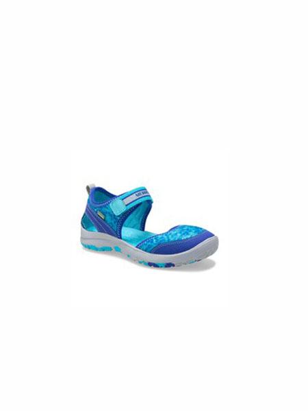 STRIDE RITE童鞋品牌2020春夏透气包头小童凉鞋