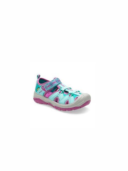 STRIDE RITE童鞋品牌2020春夏休闲透气防滑豆豆鞋凉鞋