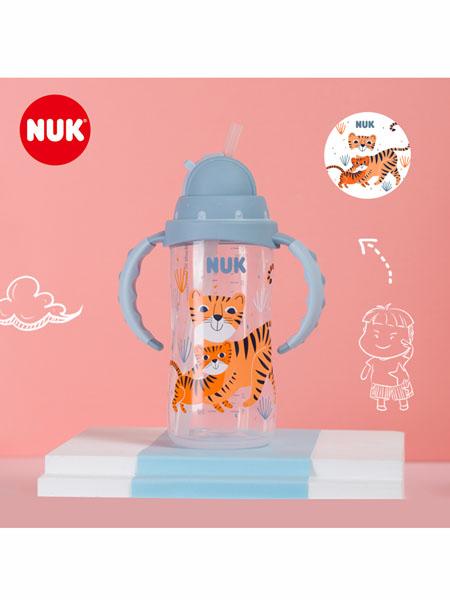 NUK - NUK婴童用品新品宽口径PPSU带手柄彩色奶瓶1号0-6个月