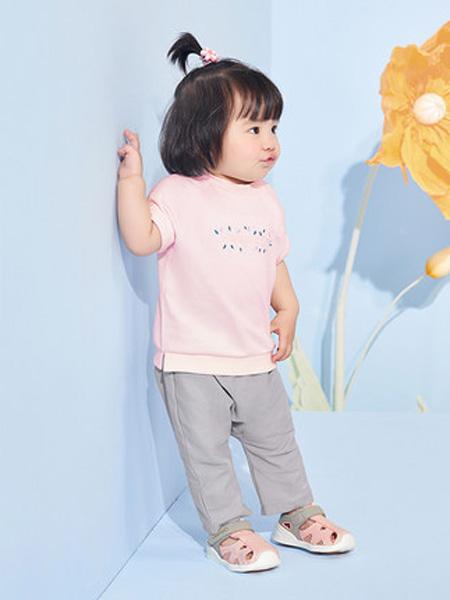 英氏童装品牌2020春夏衣服套装女宝宝夏季新品