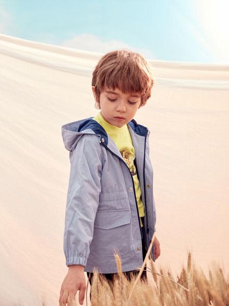 蒙蒙摩米 Mes amis童装品牌  简约、色彩、时尚
