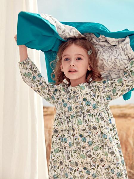 蒙蒙摩米 Mes amis童装品牌  7年品牌运营能力