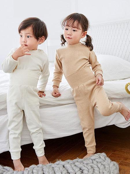 阮棉棉童装品牌2020春夏纯棉舒适睡衣套装