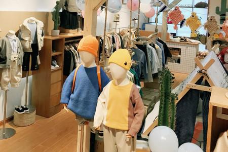 童事店铺展示