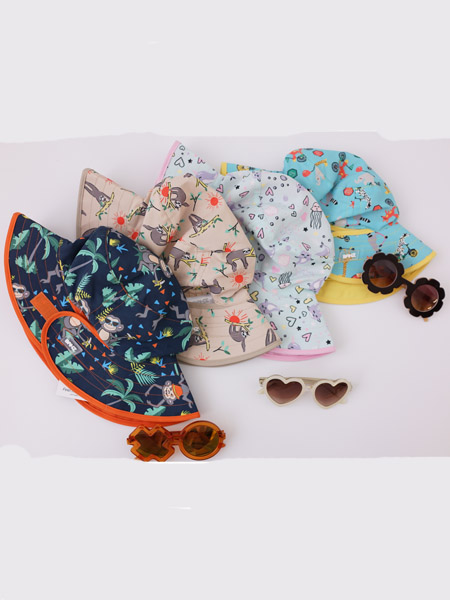 Qtools婴童用品2020春夏太阳帽