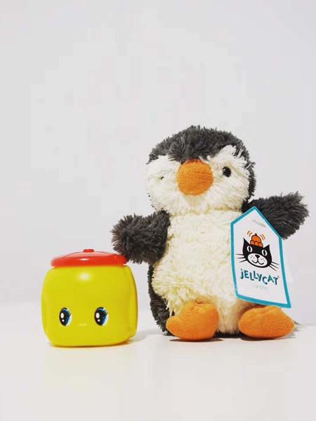 Qtools婴童用品2020春夏宝宝毛绒玩具