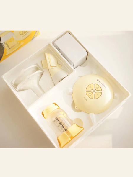 Qtools婴童用品2020春夏奶瓶套装黄色