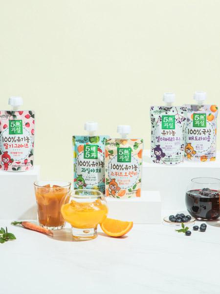 Qtools婴童用品2020春夏宝宝健康果汁