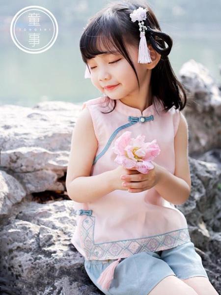 童事TONGSHI童装品牌加盟费是多少?