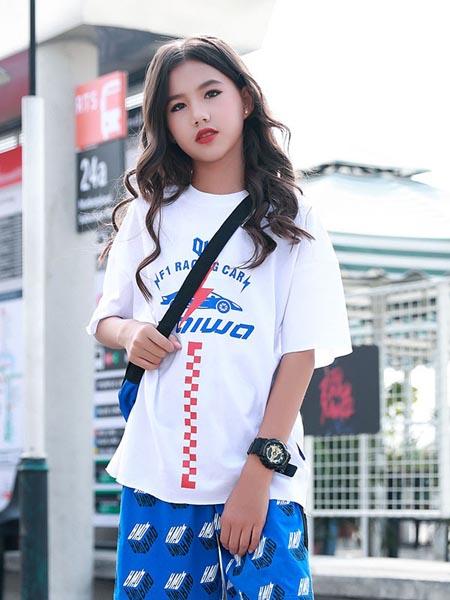 齐齐蛙童装品牌2020春夏休闲运动套装