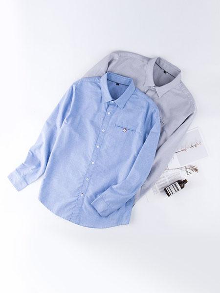 宝路易家纺童装品牌2020春夏休闲打底衬衫