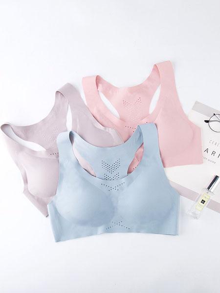 宝路易家纺童装品牌2020春夏运动背心内衣