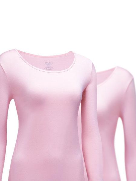 宝路易家纺童装品牌2020春夏修身女性打底衫