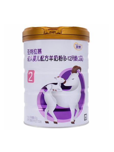 Synutra婴儿食品儿童配方羊奶粉