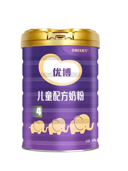 Synutra婴儿食品婴幼儿奶粉4段(3-7岁学龄前儿童适用)808克罐装