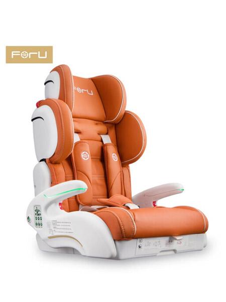 芙儿优婴童用品智能保姆舱儿童安全座椅E款汽车用婴儿座椅汽车智能便携isofix可躺