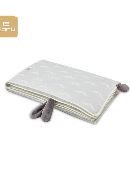 芙儿优婴童用品婴儿空调被宝宝全棉被子幼儿园床品多用被夏季空调房