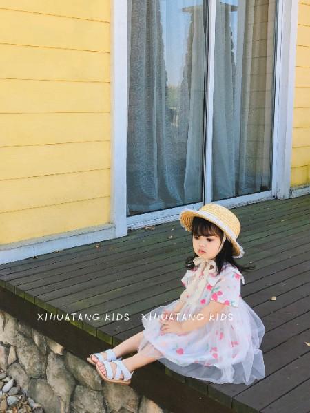 汐花糖 童装品牌2020春夏