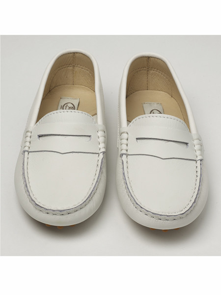 Papouelli童鞋品牌2020春夏平底休闲女童平底鞋