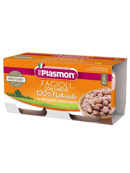 PLASMON婴儿食品紫薯味辅食饼干